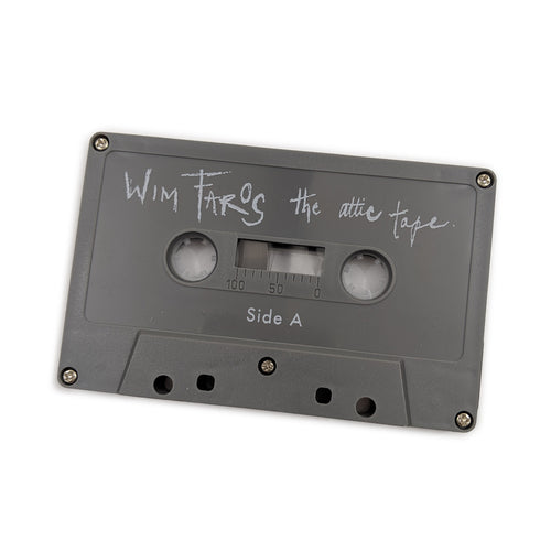 Wim Faros: The Attic Tape Cassette