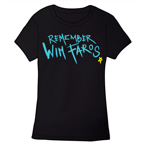 It Makes a Sound Remember Wim Faros Shirt