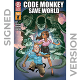 Code Monkey Save World Graphic Novel