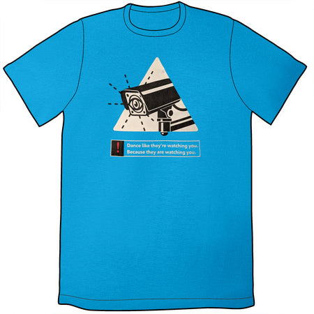 Coast To Coast Mass. Tour PROFILES Shirt *LIMITED EDITION*