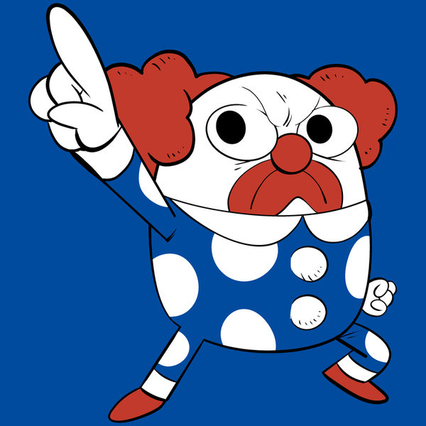 Pointing Clown Shirt