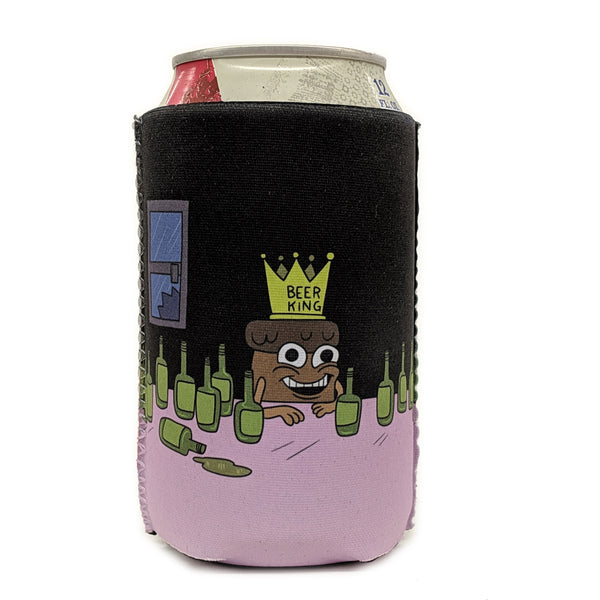 He is a Good Boy Beer King Drinking Accessories