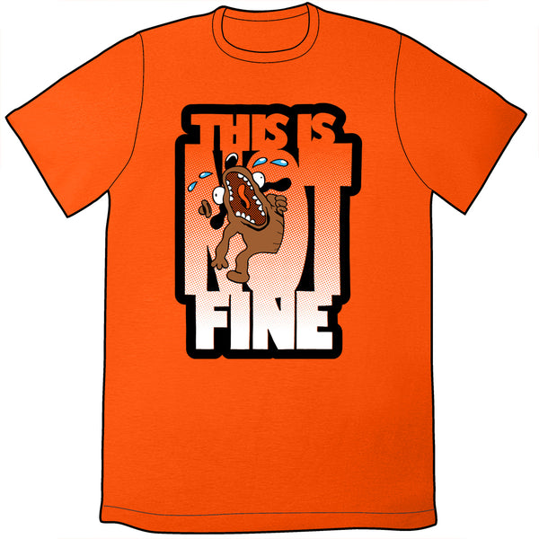 This is NOT Fine Shirt