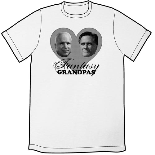 Fantasy Grandpas Shirt *LAST CHANCE*