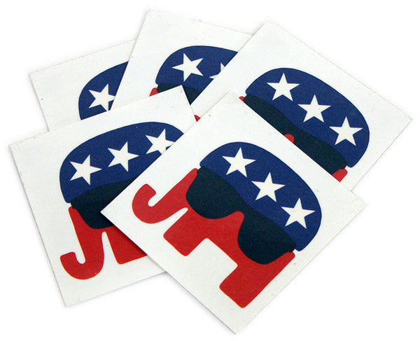 @GOP Teens Temporary Tattoo Five-Pack