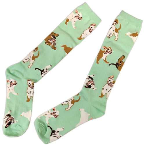 Pibble Foot Socks