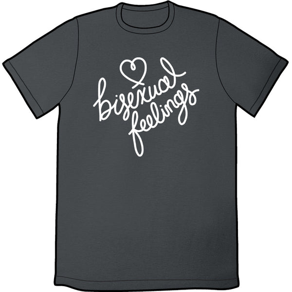 Bisexual Feelings Shirt
