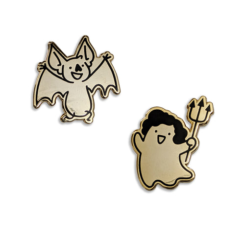 Valley Ghouls Pin Set