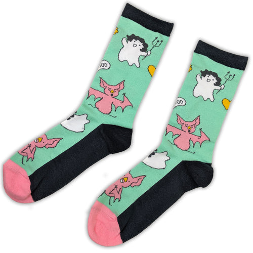 Valley Ghouls Foot Socks!