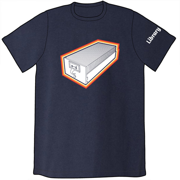 Card Catalog Shirt
