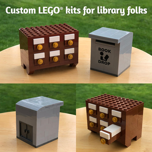 LEGO Kits for Library Folks