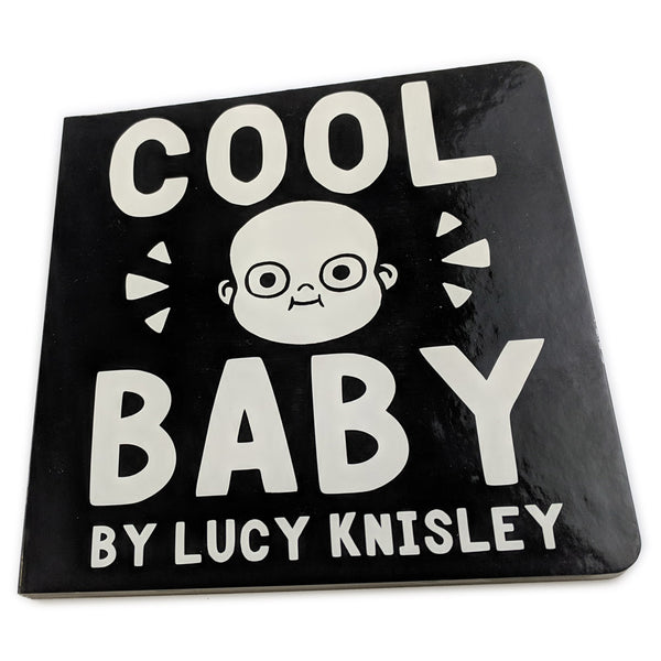 Cool Baby Board Book