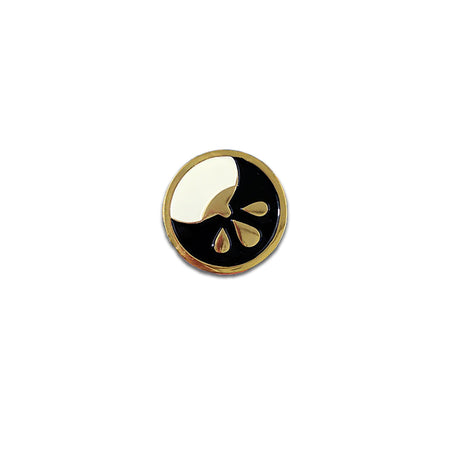 Clockwork Heart Pin
