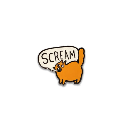 Sloth Mood Pin