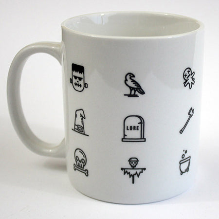 Poop Mouth Man Mug