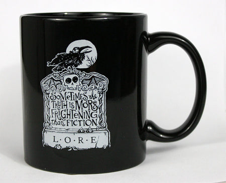 Wee The People Genghis Poe Elizabeth I Mug