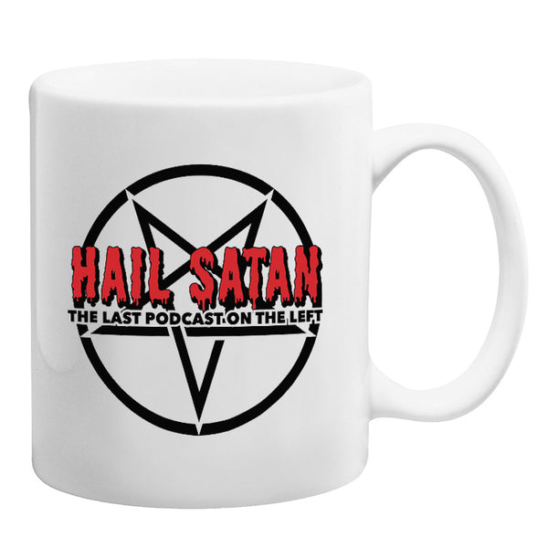 Last Podcast on the Left: Hail Satan Mug
