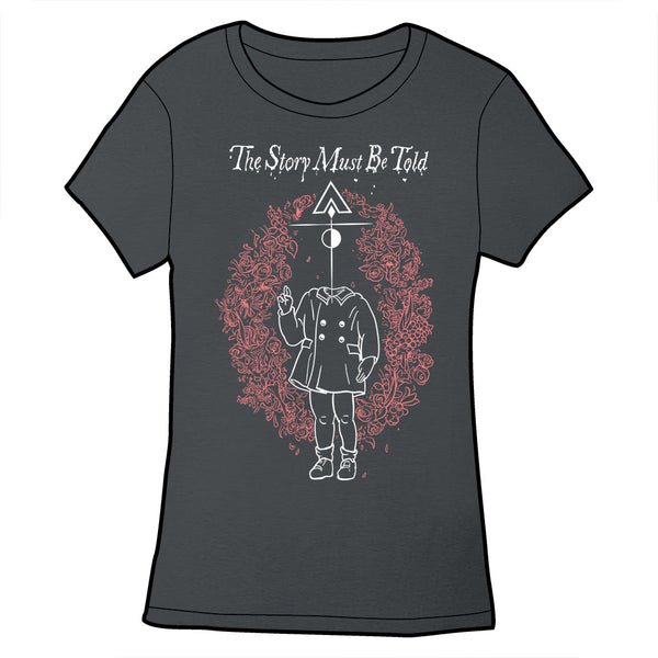 The Story Must Be Told Shirt