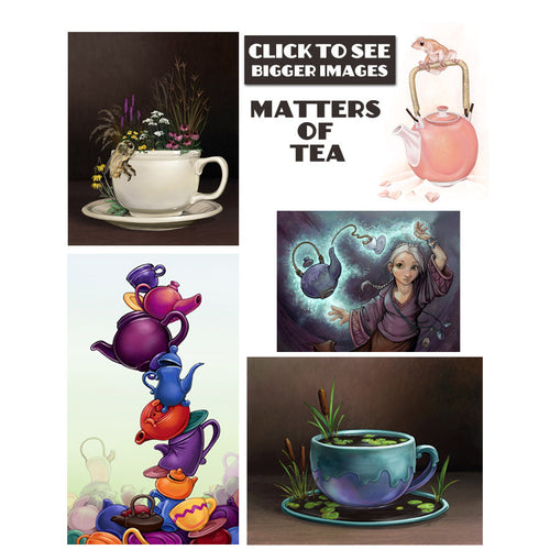 Matters of Tea Prints