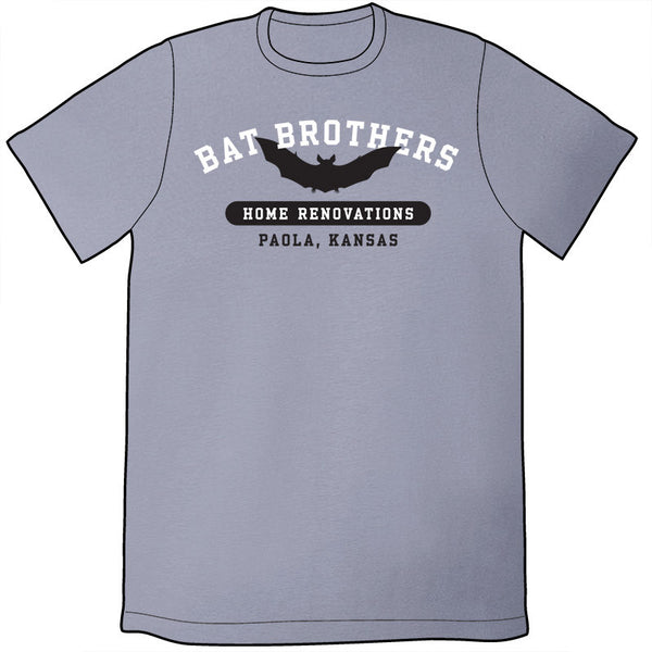 Bat Brothers Home Renovations Shirt