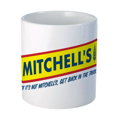 Beef and Dairy Network Mitchell's Mug  - Ships Around August 24