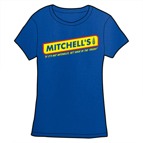 Beef and Dairy Network Mitchell's Shirt - Ships Around August 24