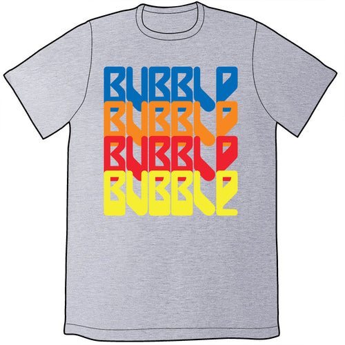 Bubble Retro Logo Shirt
