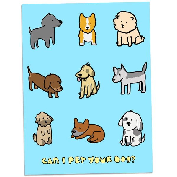 Can I Pet Your Dog? Poster