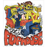 The Flophouse Couch Monsters Print
