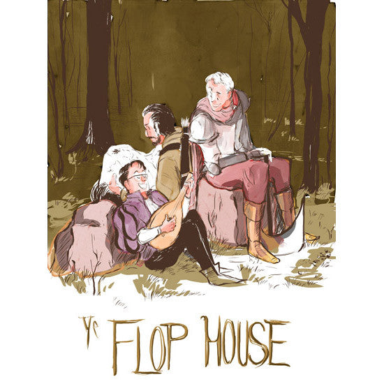 Ye Flop House Poster (18x24)