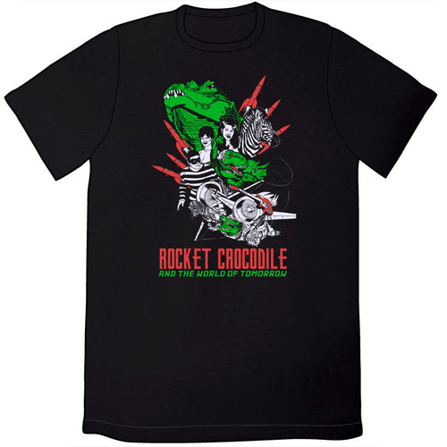 Rocket Crocodile Shirt