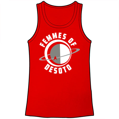 Femmes of Desoto Shirts and Tanks