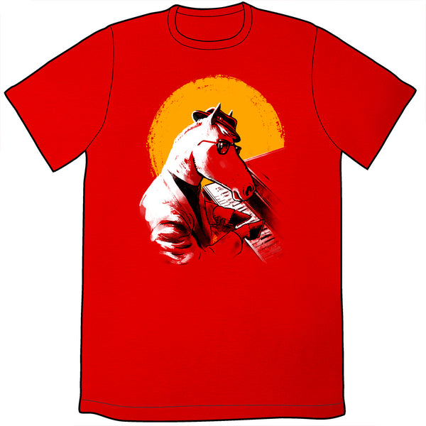 Jazz Horse Shirts and Tanks