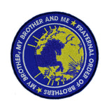 Fraternal Order of Brothers Horse Patch