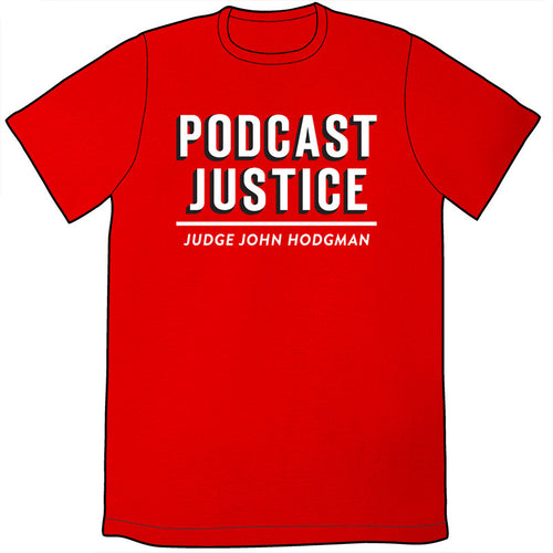 Podcast Justice JJHO Shirt