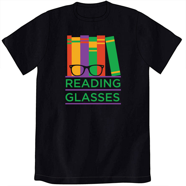Reading Glasses Logo Shirt