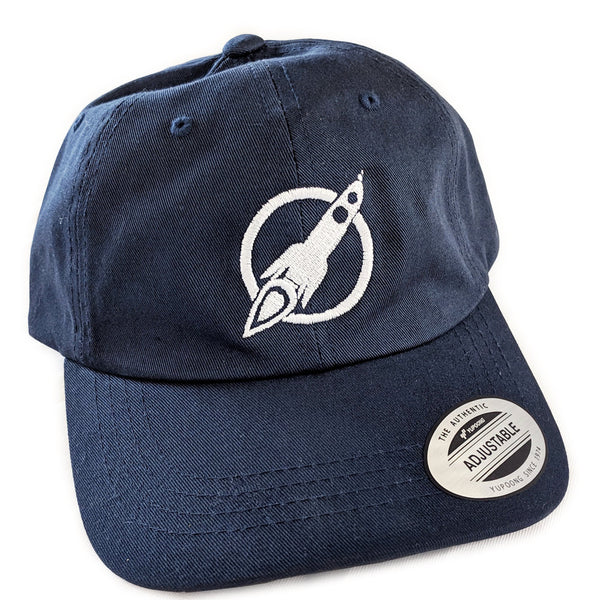 Maximum Fun Rocket Dad Hat