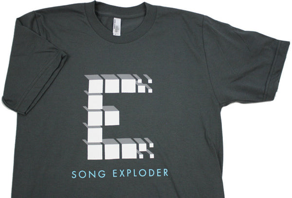 Song Exploder Shirt *LAST CHANCE*