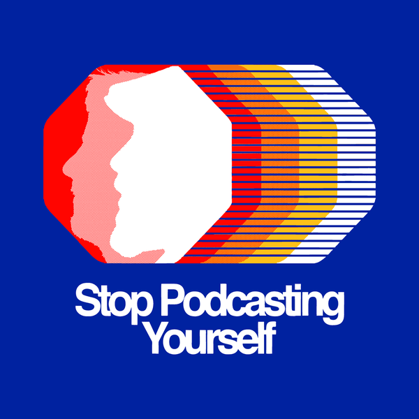 Stop Podcasting Yourself Logo Shirt
