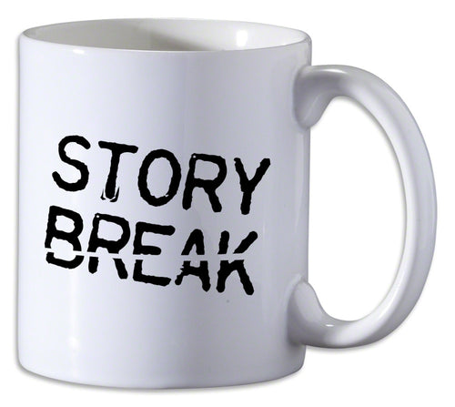 Story Break Hollywood Professional Mug
