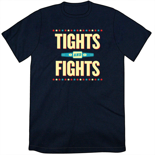 Tights and Fights Logo Shirt