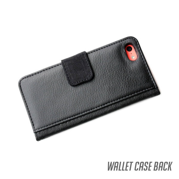 Goth Vibes Only Wallet-Style Phone Case
