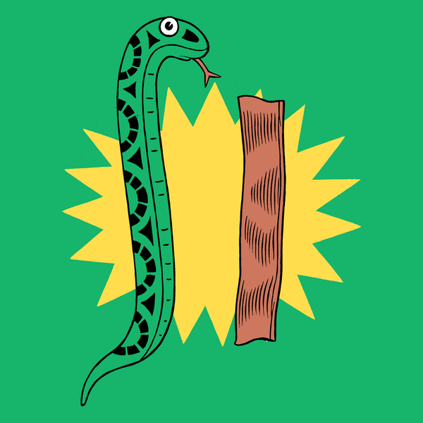 Snake N' Bacon Shirt