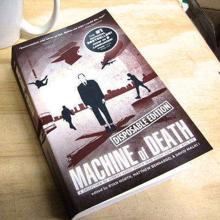 Machine of Death Book