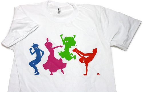 Dance Shirt (White)