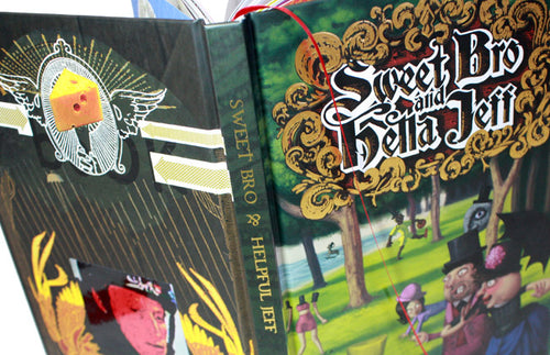 Sweet Bro and Hella Jeff Limited Hardcover