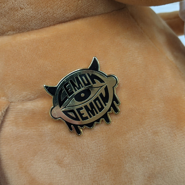 Lemon Demon Pins