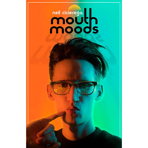 Mouth Moods Print (11x17)