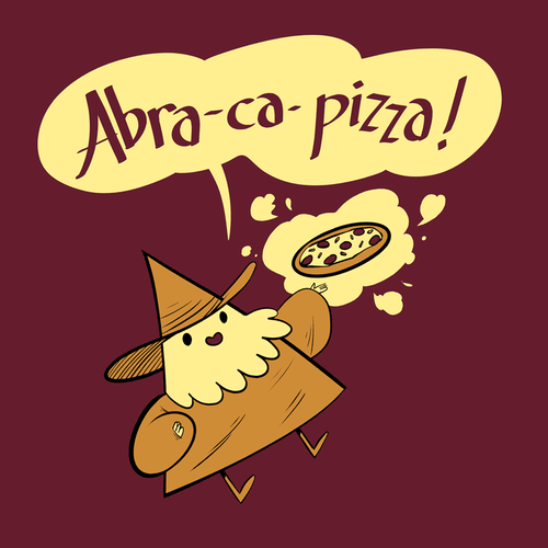 Abra-ca-pizza! Shirt