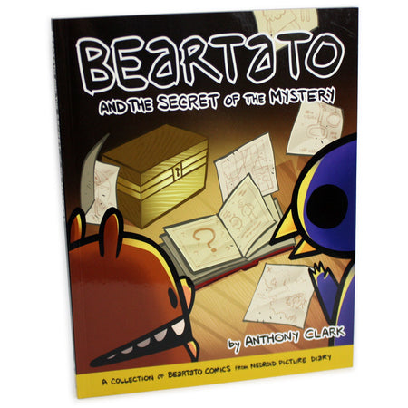 Beartato MINI Plush: CODENAME: BEARTATO TOT